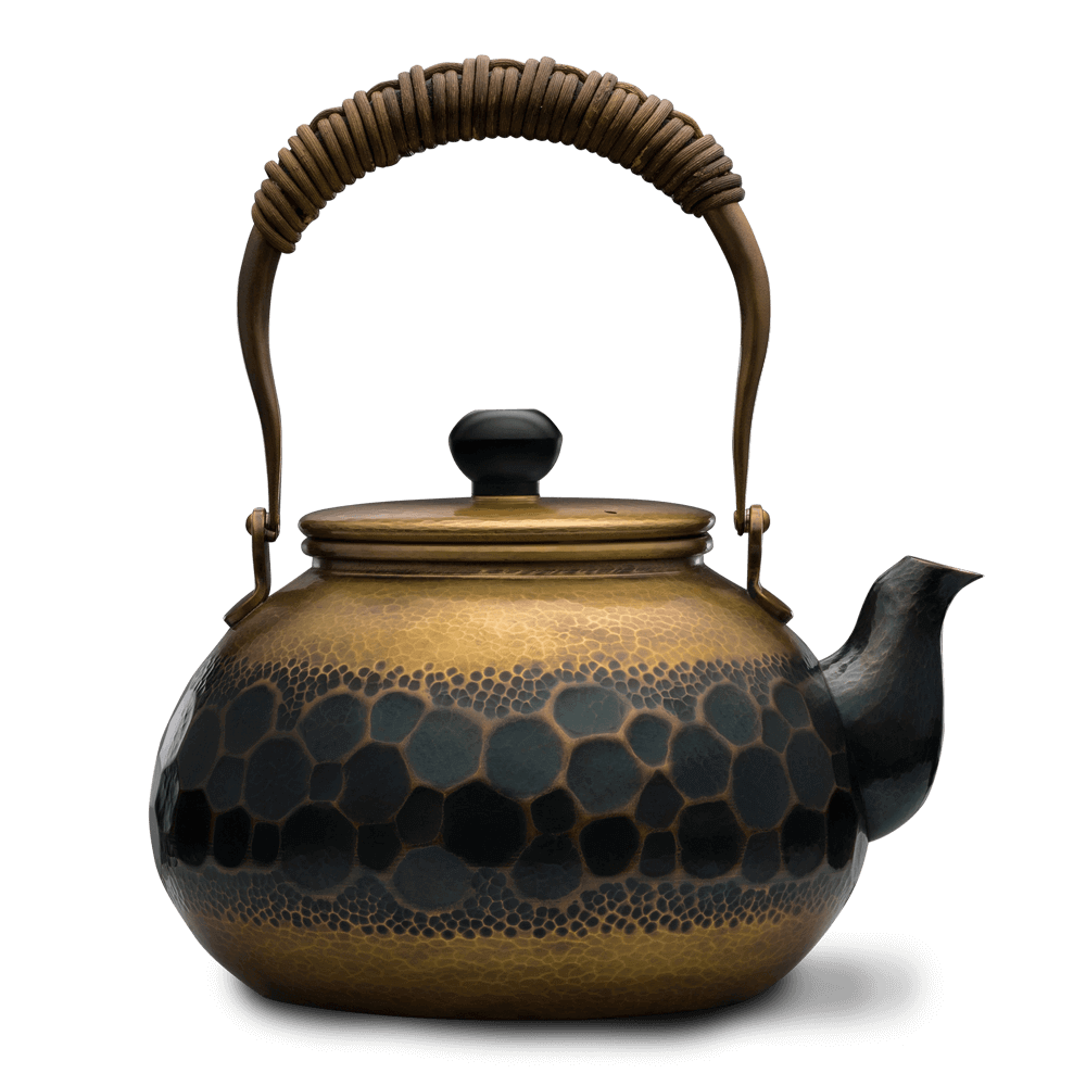фото Кованый чайник дляводы BORK TK701