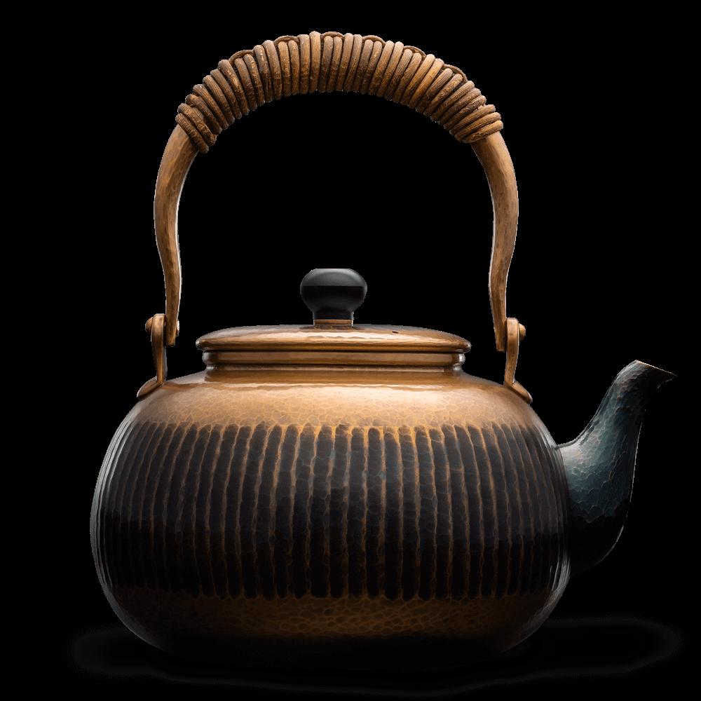 фото Кованый чайник для воды TK702 BORK TK702