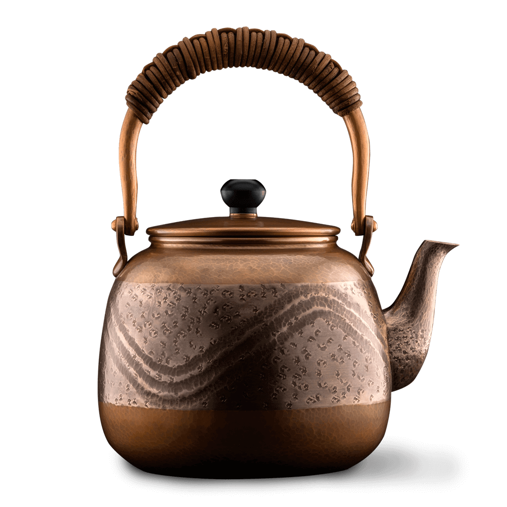 фото Кованый чайник дляводы BORK TK703
