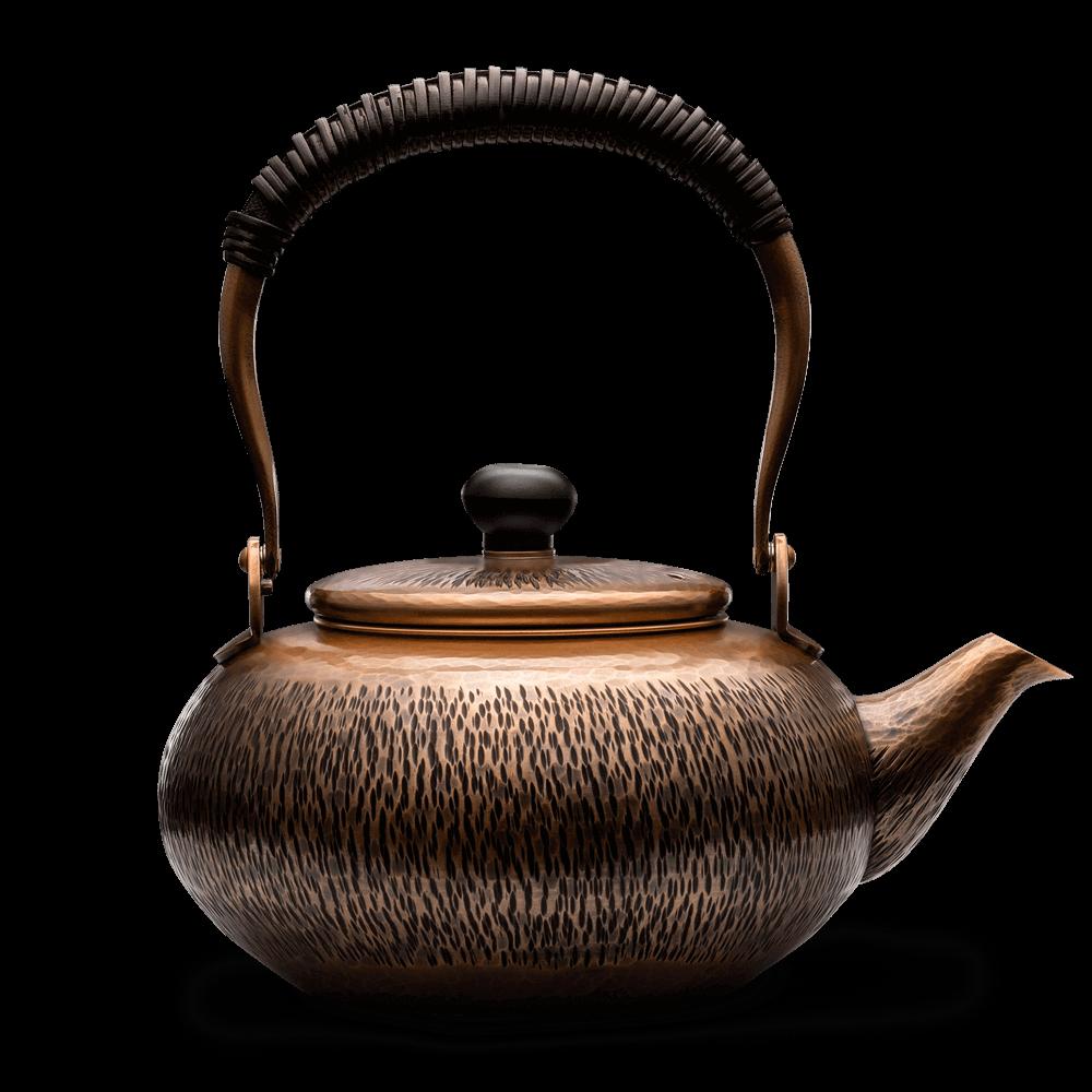 фото Кованый чайник длязаваривания чая BORK TK719
