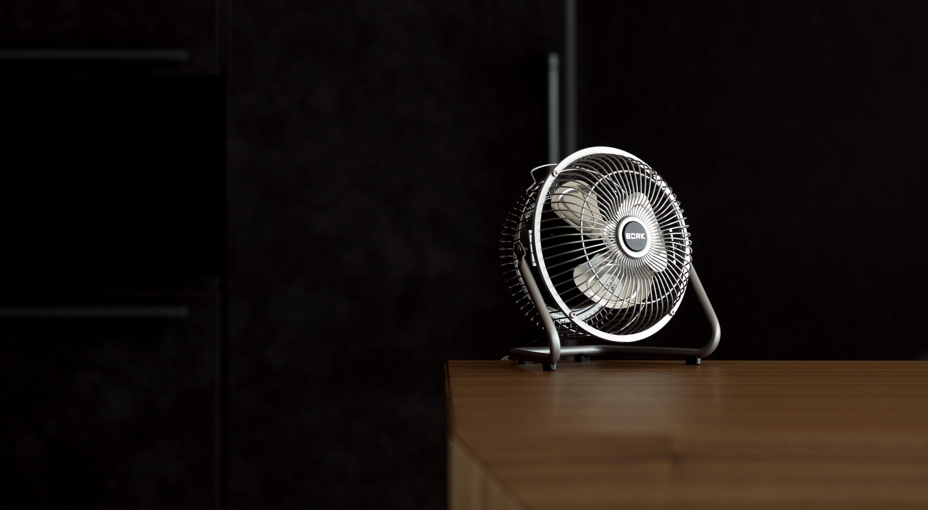 Вентилятор настольный P510