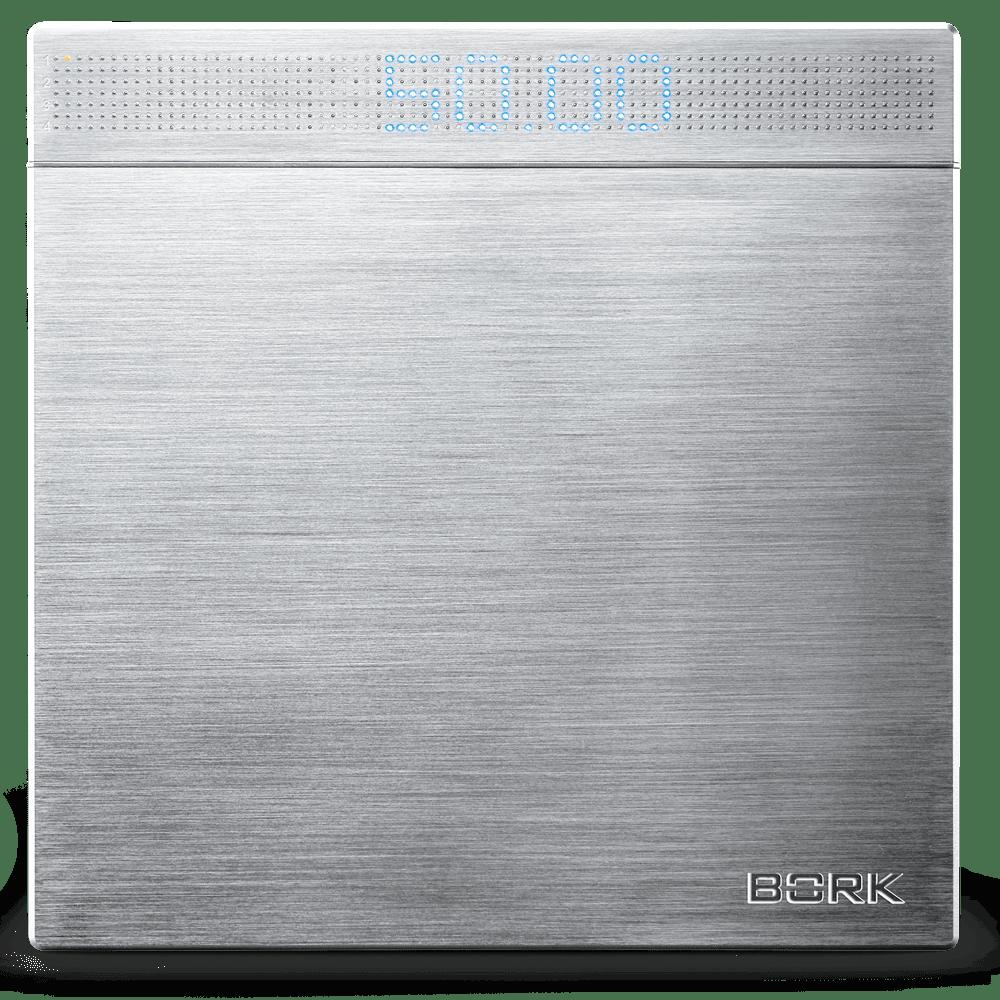 фото Весы напольные BORK N701 white aluminum