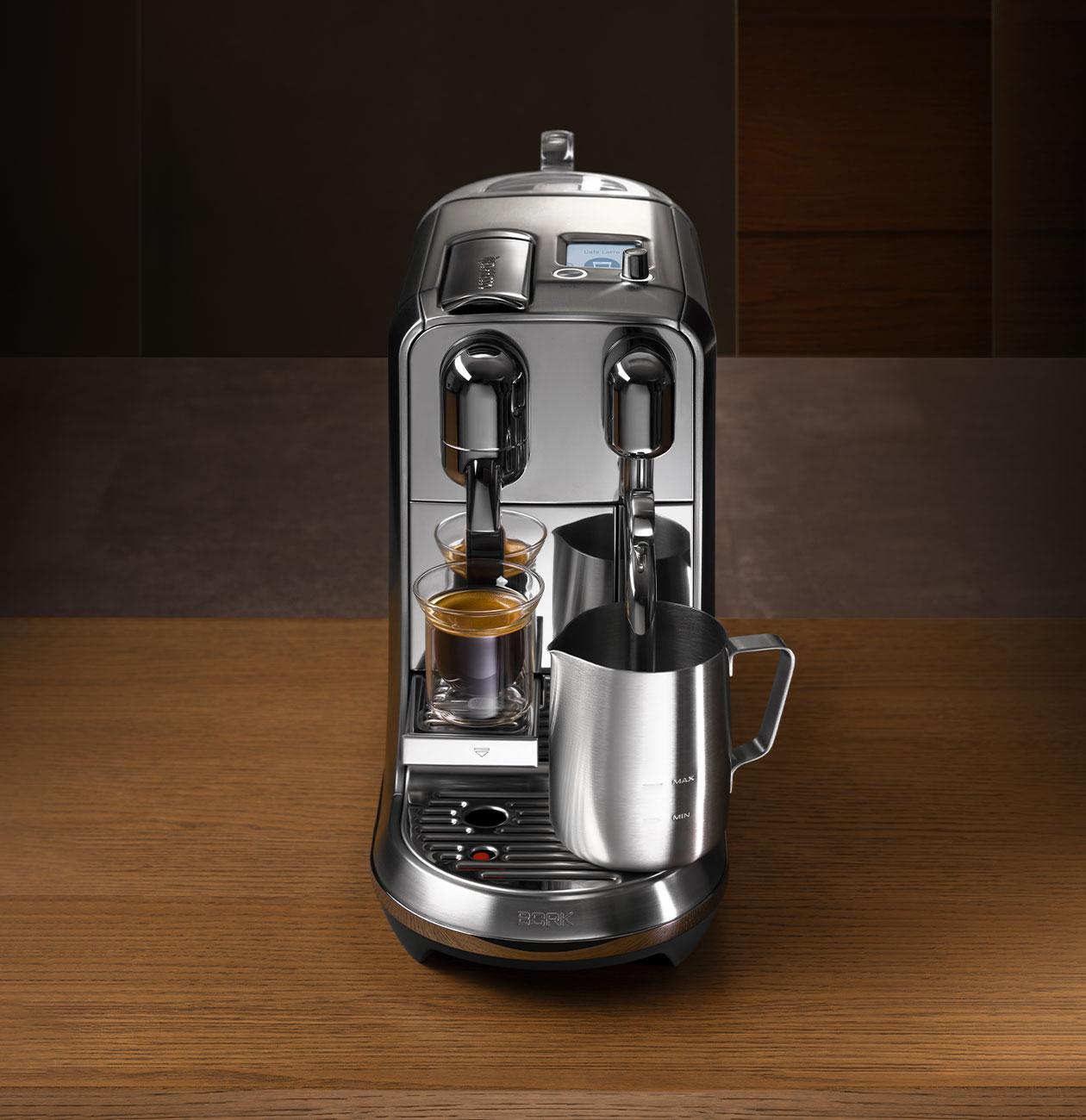 кофеварка BORK C830