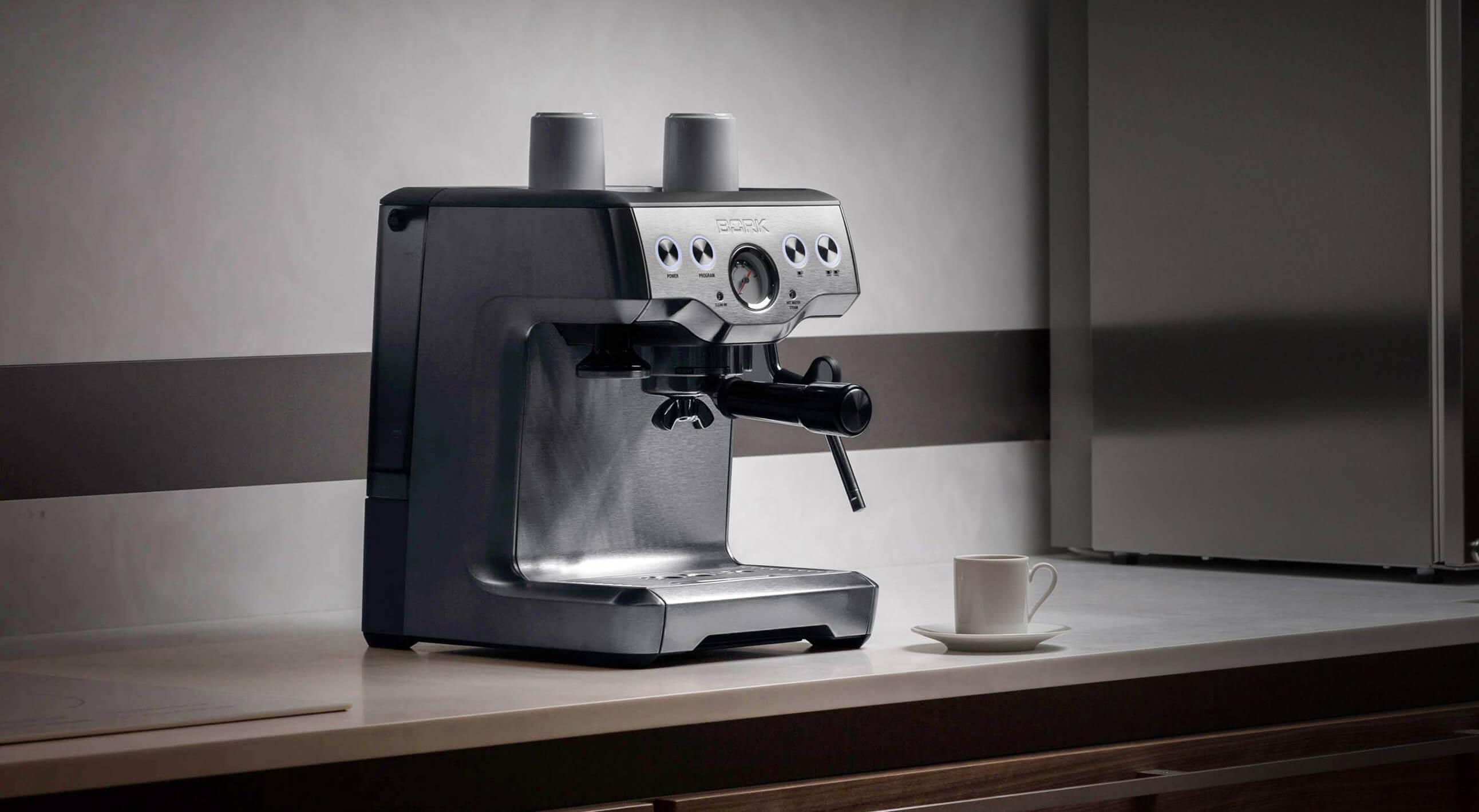 фото кофеварки BORK