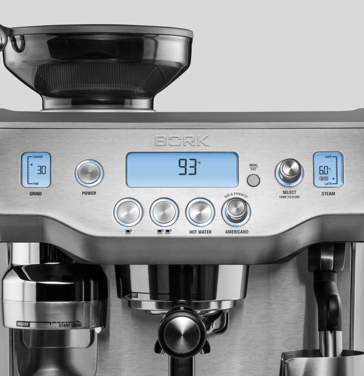 фото кофеварки BORK C805