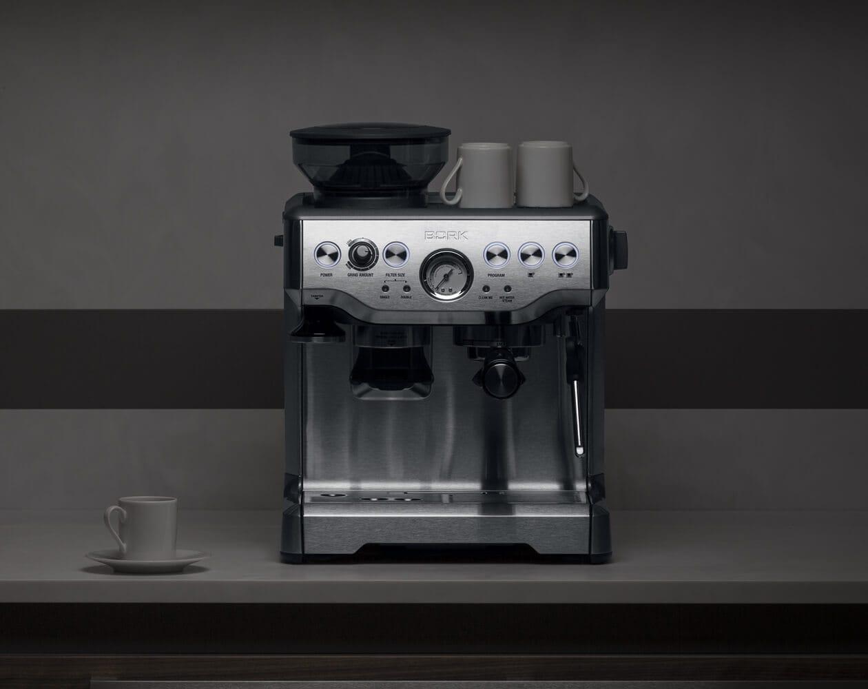 фотография кофеварки BORK