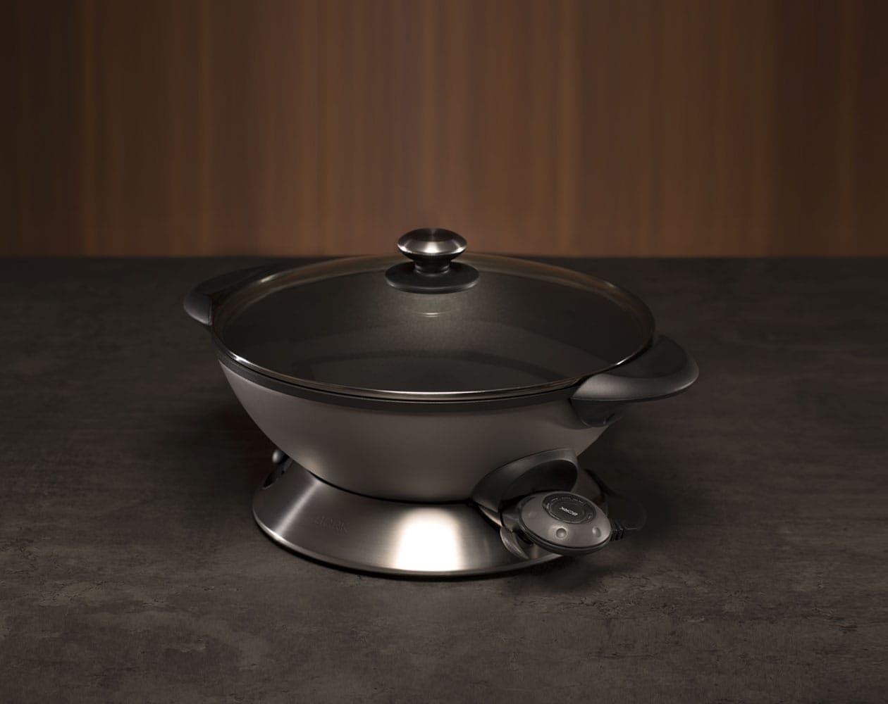 фотографии электрической сковороды BORK