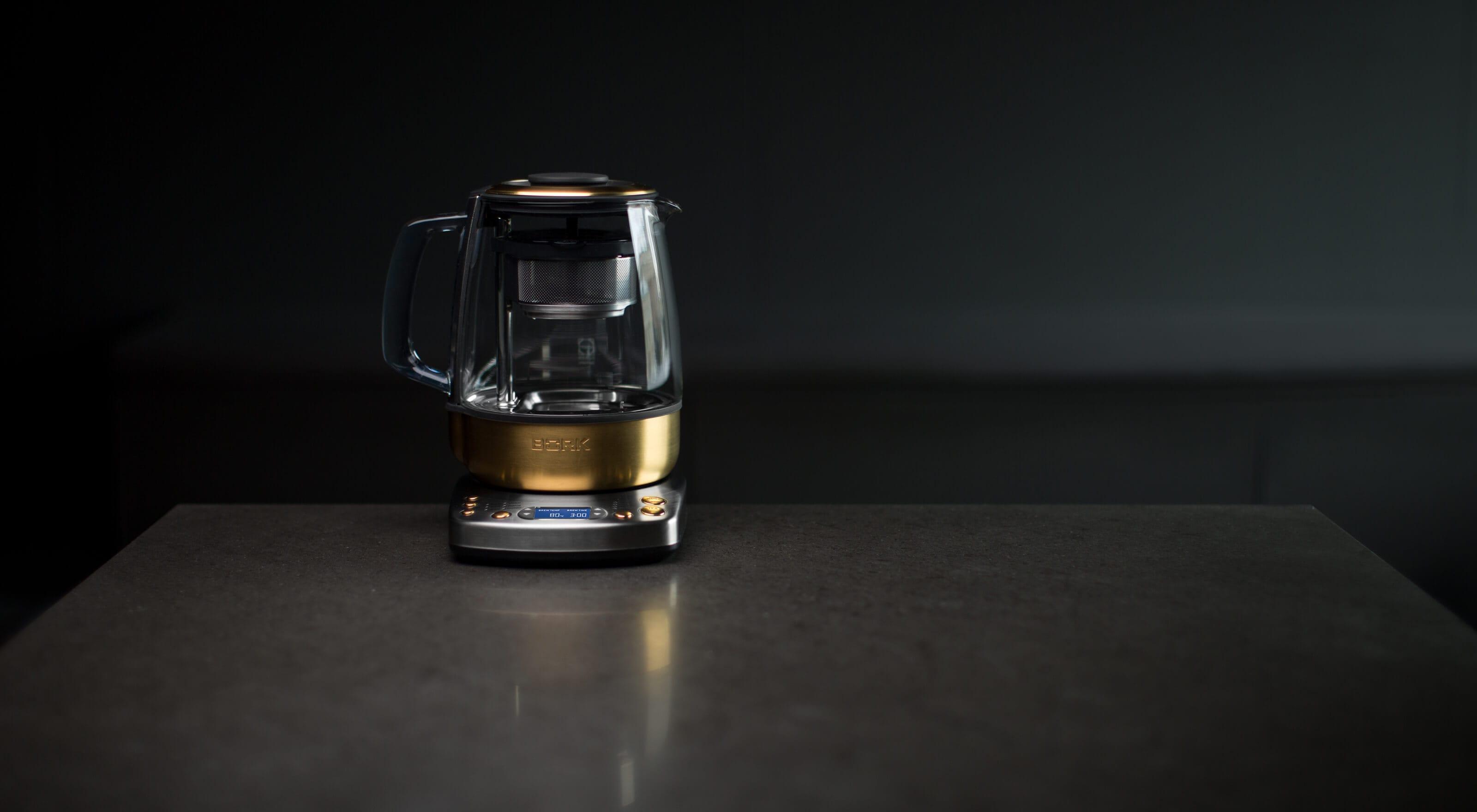 Чайник K810Gold