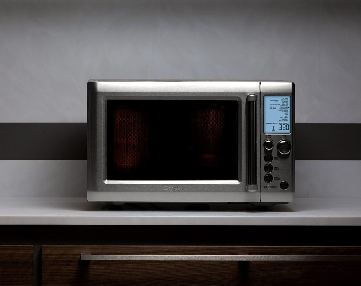 фотография микроволновой печи BORK