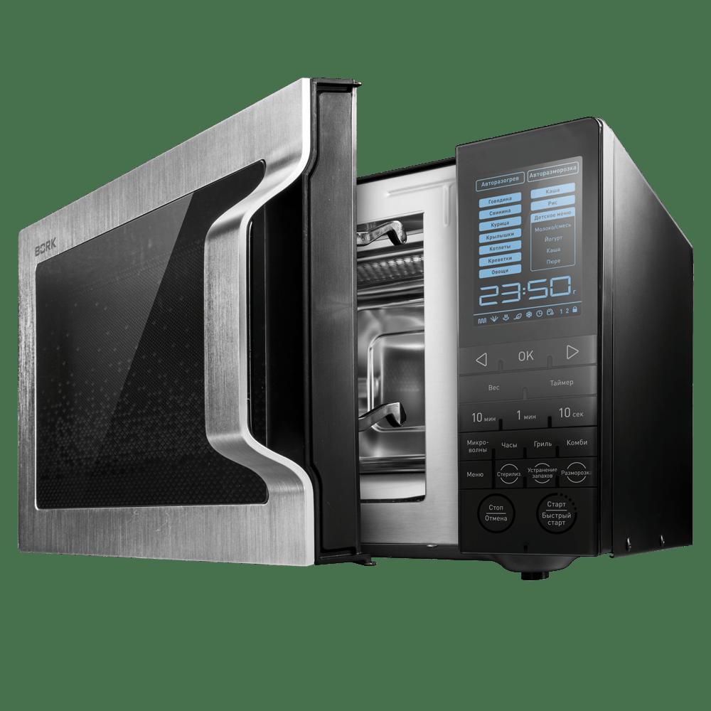 фото Инверторная микроволновая печь BORK W501