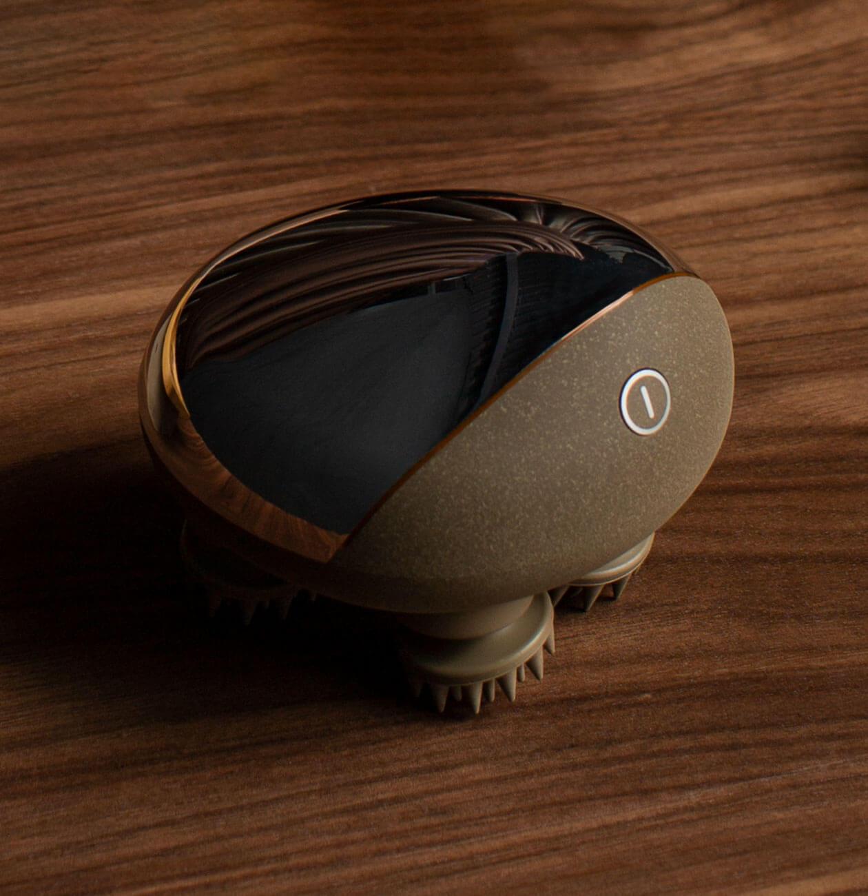 Массажер для головы борк вакуумный аппарат для чистки лица отзывы xiaomi