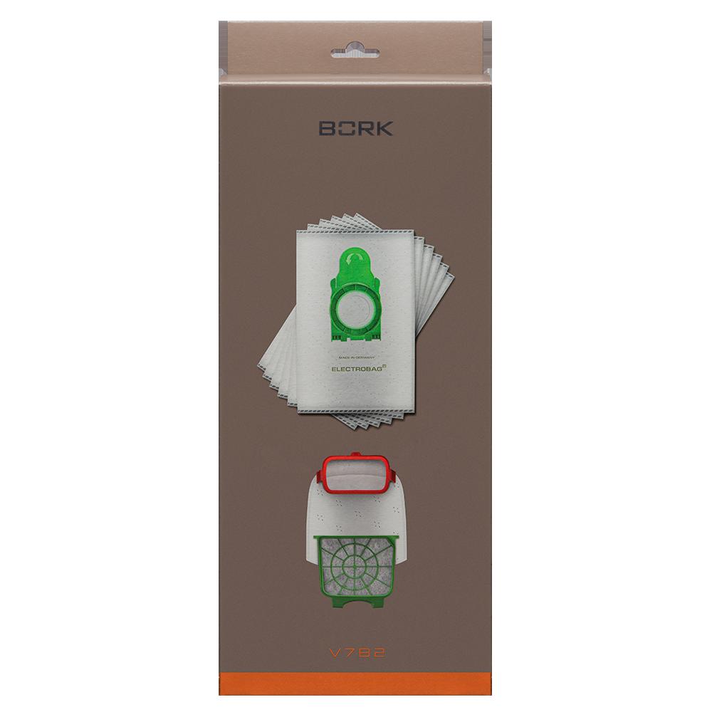 Комплект фильтров и пылесборников BORK V7B2 - купить в официальном интернет-магазине БОРК