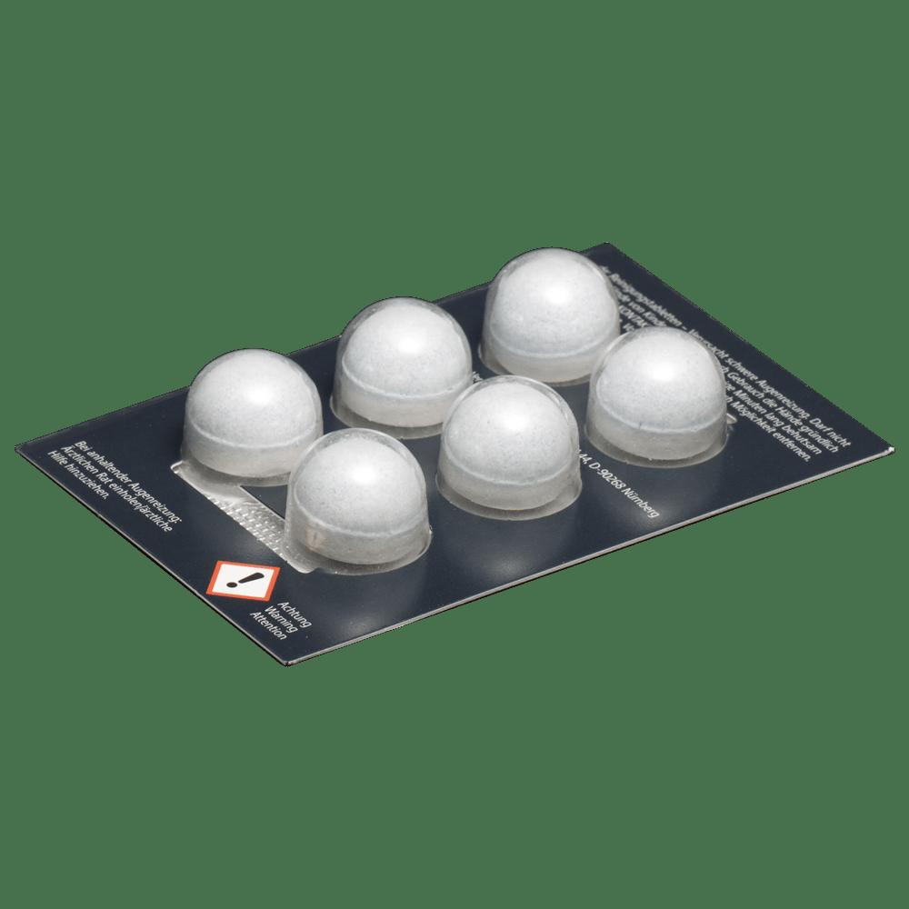Таблетки для очистки от кофейных масел - купить в официальном интернет-магазине БОРК