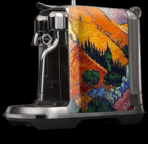Капсульная кофемашина BORK C830 Creatista Plus — купить в официальном интернет-магазине БОРК