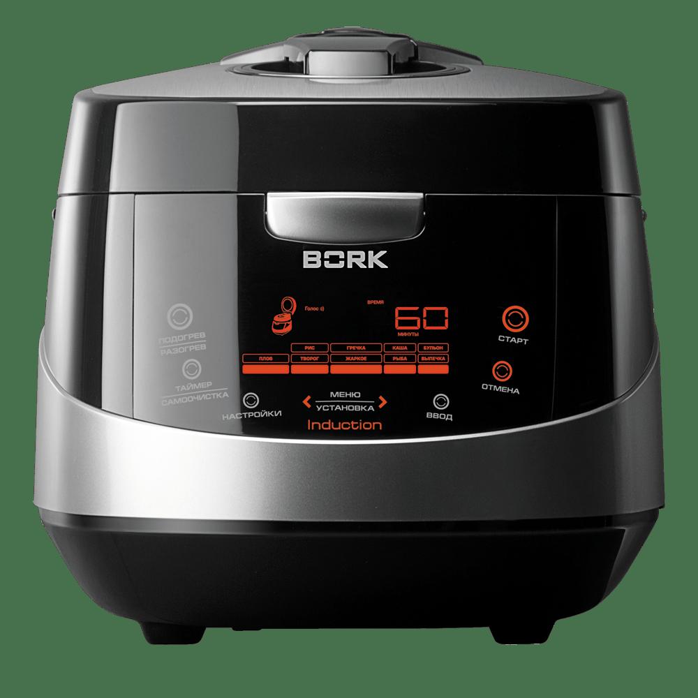 Индукционный мультишеф BORK U700 Black - купить в официальном интернет-магазине БОРК