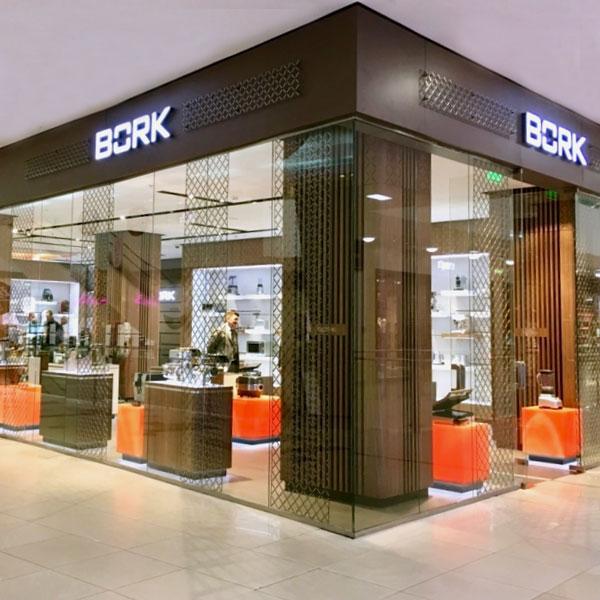 Открытие бутика BORK в Краснодаре