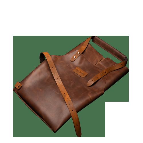 Кожаный фартук для гриля BORK